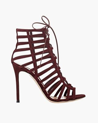 Picture of Fringed Leather Heels