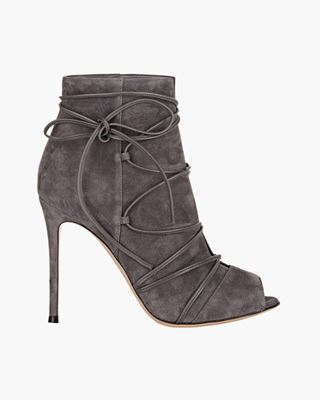 Picture of Fringed Suede Boots