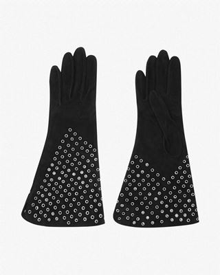 Picture of Rockstud Leather Gloves