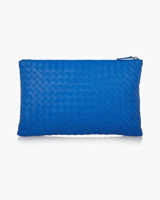 Picture of Glossed-leather Clutch
